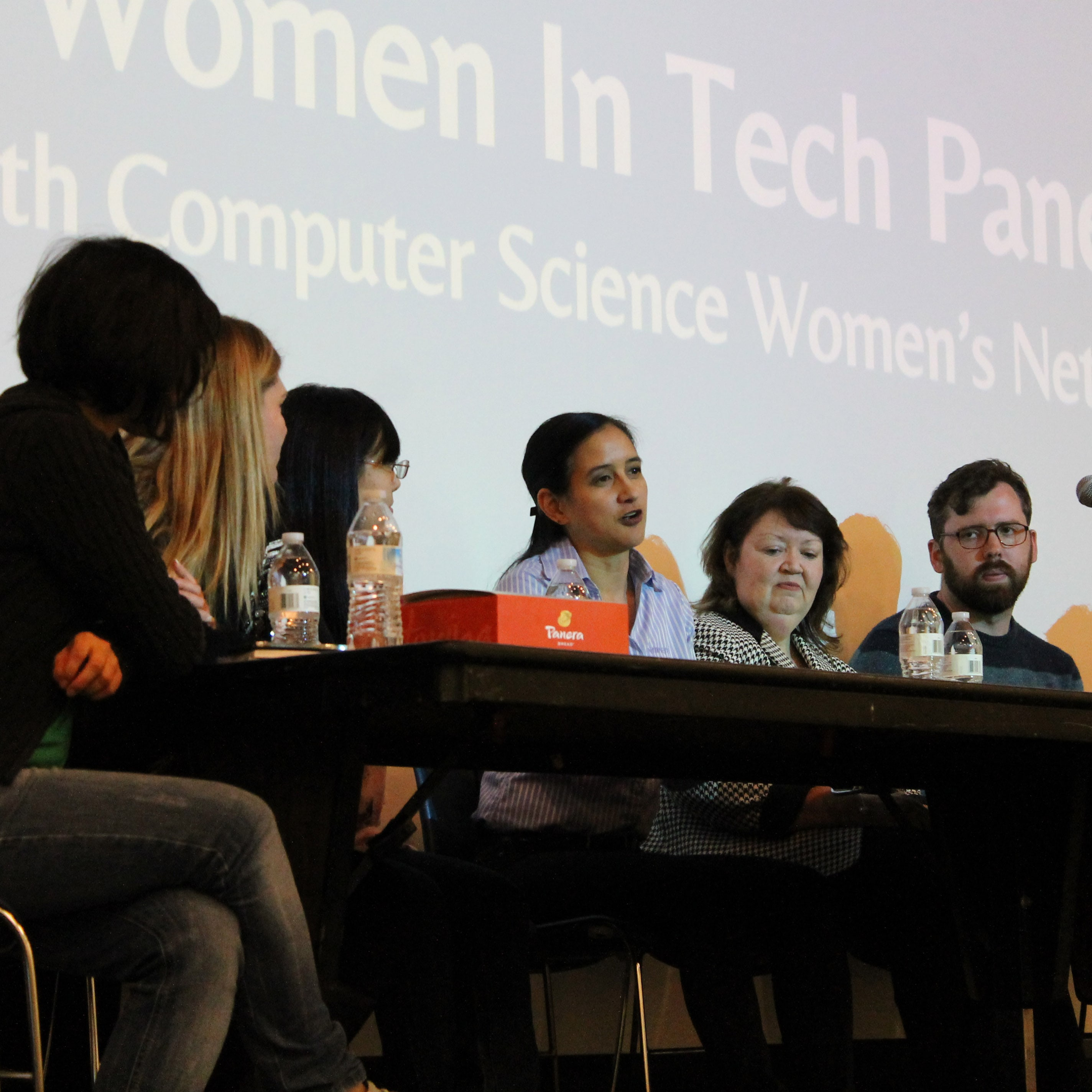 computer science women s network women in tech panel