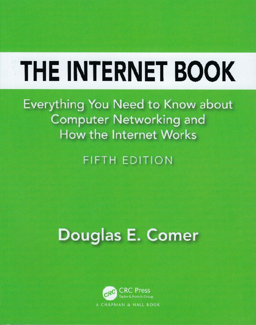 Comer Books on Networking