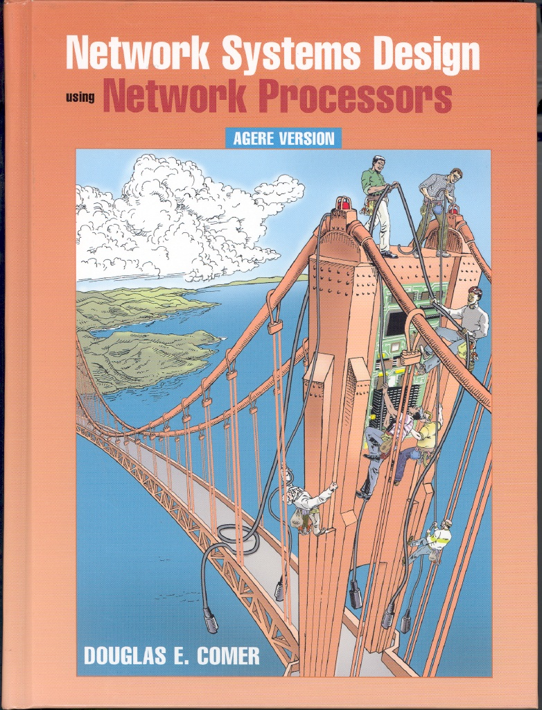 network systems design using network processors pdf