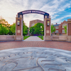 Purdue University Union Street Arch